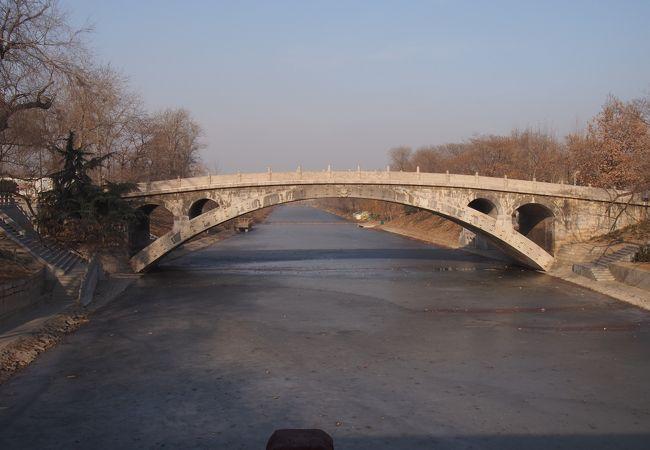 中国現存最古の石橋!