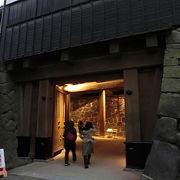 全国で他に例をみない熊本城の『闇り通路(くらがりつうろ)』
