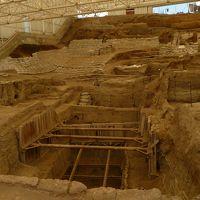 チャタルヒュユクの新石器時代の遺跡