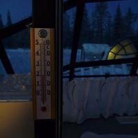 室内は常に20℃で快適