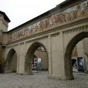 カール・ヴァレンティンの博物館も併設されてます