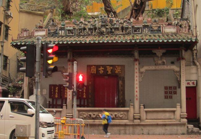 約170年の歴史のある建物です