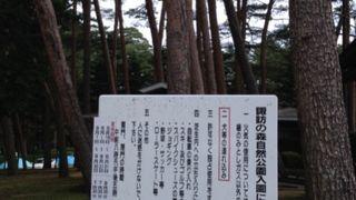 諏訪の森自然公園