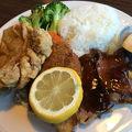写真:Tiano's restaurant