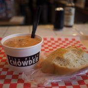 シアトルでチャウダーを食べるならここ!