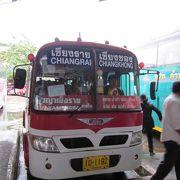 その日の体調で緑バスか赤バスかの選択です?
