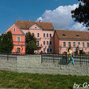 ミンスクで唯一ヨーロッパらしさを感じるトラエツカヤ旧市街区