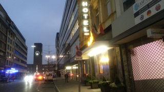 ホテル ビスマルク