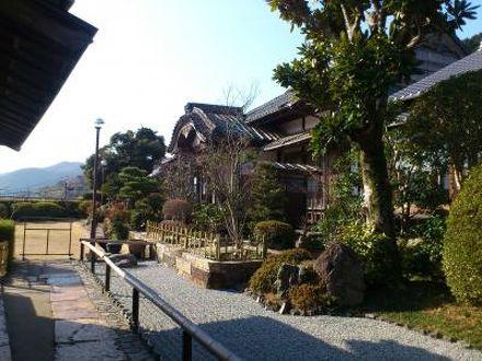 宿坊対馬西山寺 写真