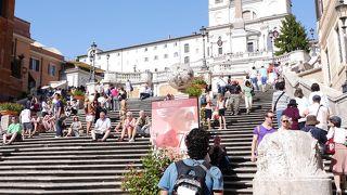 ローマの休日の象徴的な場所