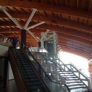 チリ最北部の空港