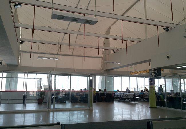 セロ モレノ国際空港 (ANF)