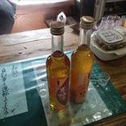 芋京梅酒がおすすめです。