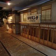 昔の日本が見てるような雰囲気。