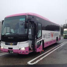 高速バス (ウィラートラベル)