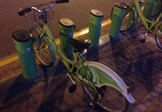蘇州工業園区公共自転車