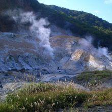 地獄谷景観