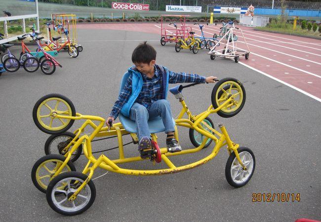 スポーツ センター サイクル