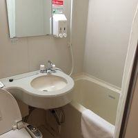 ユニットバスのトイレと風呂