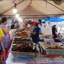 ガラパン ストリート マーケット