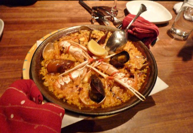 北新地で美味しいスペイン料理を気軽に楽しめる!