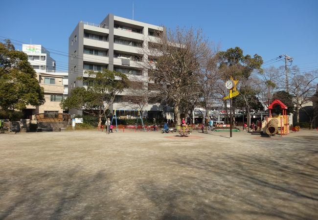 葛西駅に近い公園