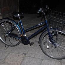 乗り心地ばつぐんの無料貸し自転車