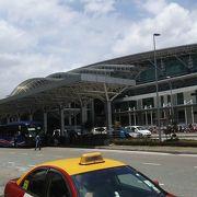 シンガポールへの国境