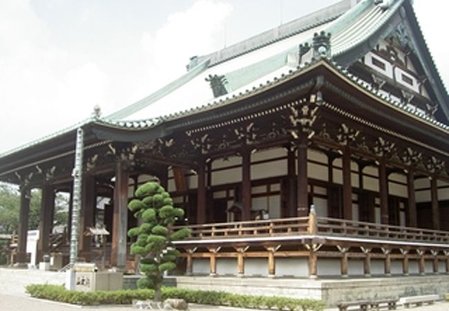 日本最初の念仏道場