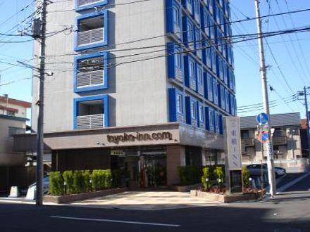 東横インさいたま西川口駅西口 写真