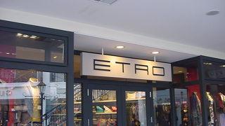 ETRO (三井アウトレットパークジャズドリーム長島店)