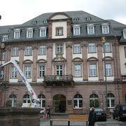 ハイデルベルク旧市街の中心