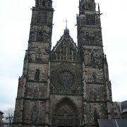 ゴシック建築の教会