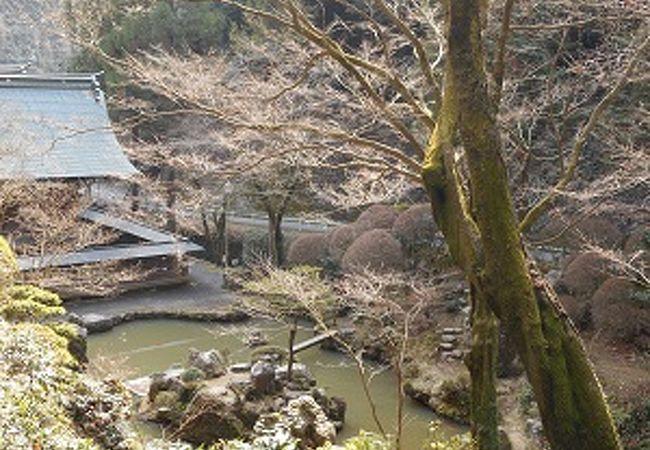 内々神社庭園