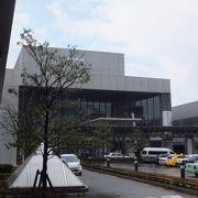 金沢駅のすぐ近くにある音楽堂です。