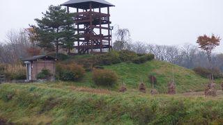 巣伏古戦場跡公園