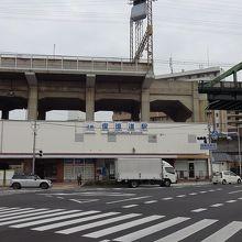 俊徳道駅 (近鉄)