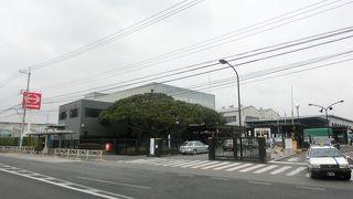日野自動車本社 日野工場