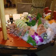 予約必須の超人気海鮮料理レストラン