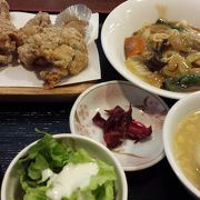 中華料理屋さん。