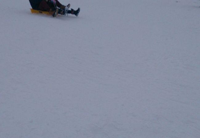 冬鳥越スキーガーデン(多目的広場)