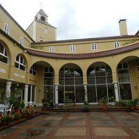 プロヴァンス風の中庭