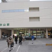 中山駅は、JR横浜線と横浜市営地下鉄のグリーンラインが交差する重要な駅です。