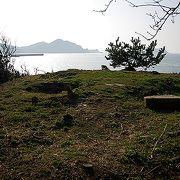 妙玖寺台場跡からの景色は最高でした
