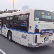千葉の海浜エリアを走る路線バスです。