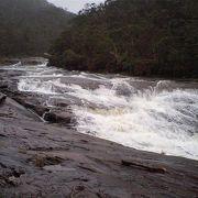 県内最大の川の滝2