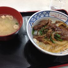 前沢サービスエリア(下り線)レストラン