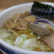太麺の魚醤も行ってみました
