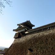 熊本城天守閣の正面入口、頬当御門