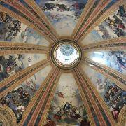 世界で4番目に大きいクーポラを持つ教会